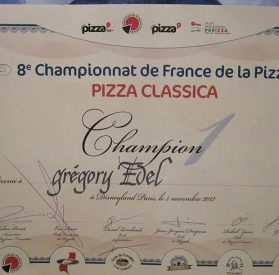 Champion de france de pizza