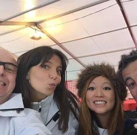 Carinne Teyssandier, Nathalie Nguyen, Phil Barney